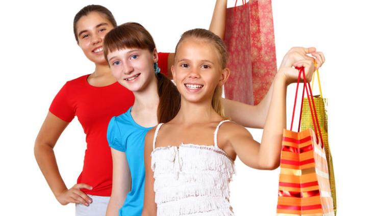 Детский шопоголизм: почему он так актуален?