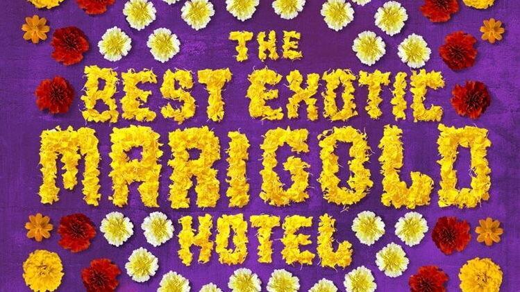 «Отель «Мэриголд»: Лучший из экзотических»
