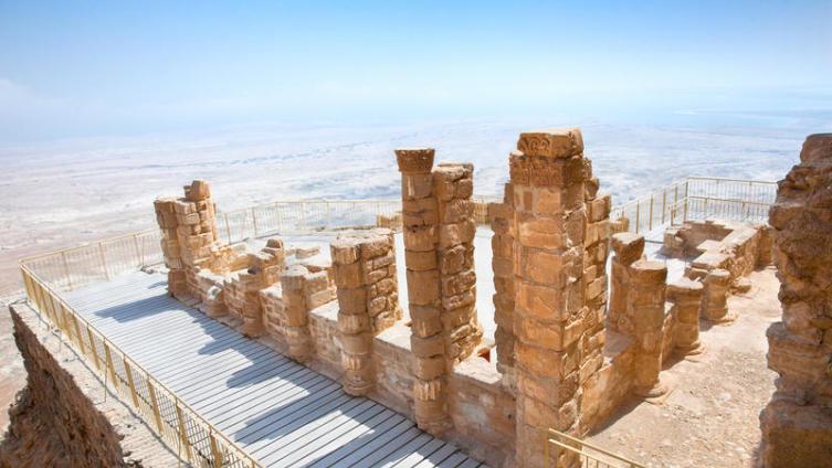 Что значит для израильтян Масада? Осада римлянами