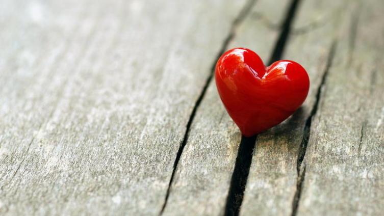 Сердечко - символ любви