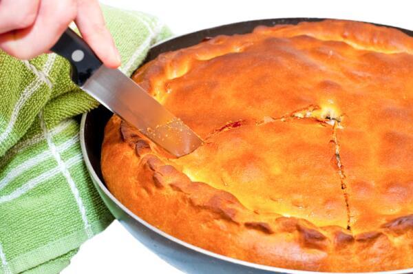 Какую начинку сделать для несладких пирогов?