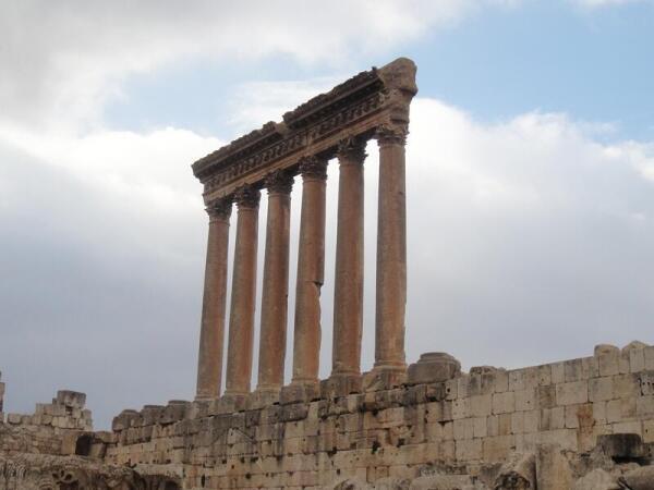 Баальбек – самые высокие храмовые колонны на Земле