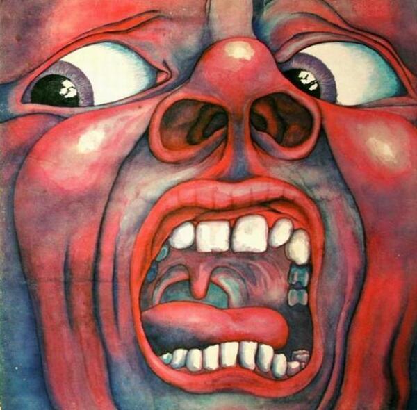 Обложка к альбому KING CRIMSON станет единственной художественной работой Барри Годберга. Он умрёт через 5 месяцев после выхода альбома от сердечного приступа в возрасте 24 лет