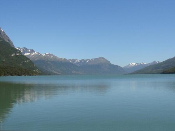 Озеро Акигами, известное как озеро Рока