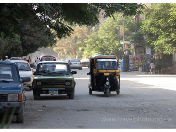 Трафик в Каире