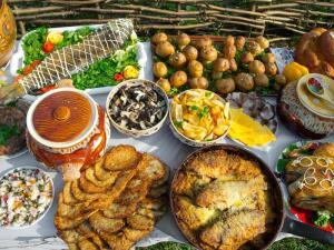Что готовили на хуторе близ Диканьки?