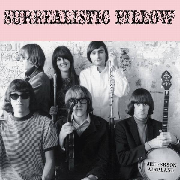 Один из самых знаменитых психоделических альбомов 1960-х - «Surrealistic Pillow» (Сюрреалистическая подушка), куда вошли