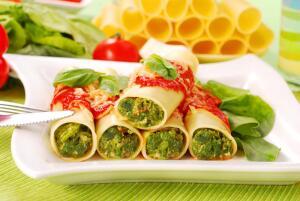 Необычные блюда из невареных макарон: это как?