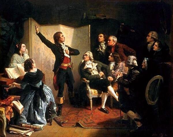 Песни революций. Как патриотическая «Марсельеза» стала революционной и рабочей?
