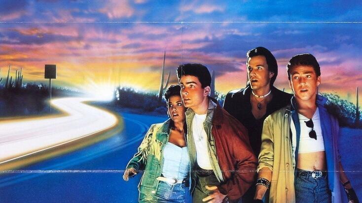 Фантастика 80-х. «Дух мщения» - «Призрачный гонщик» для бедных?