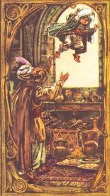 Считают, что историю о Маленьком Муке и неблагодарном короле Гауф писал, вспоминая о судьбе своего отца