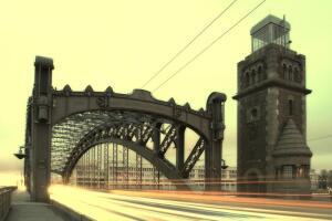 Петербург. Мосты над водами... Сколько их? Какие они?