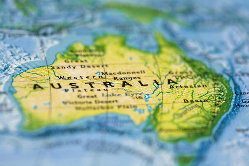Австралия есть мир вокруг нас