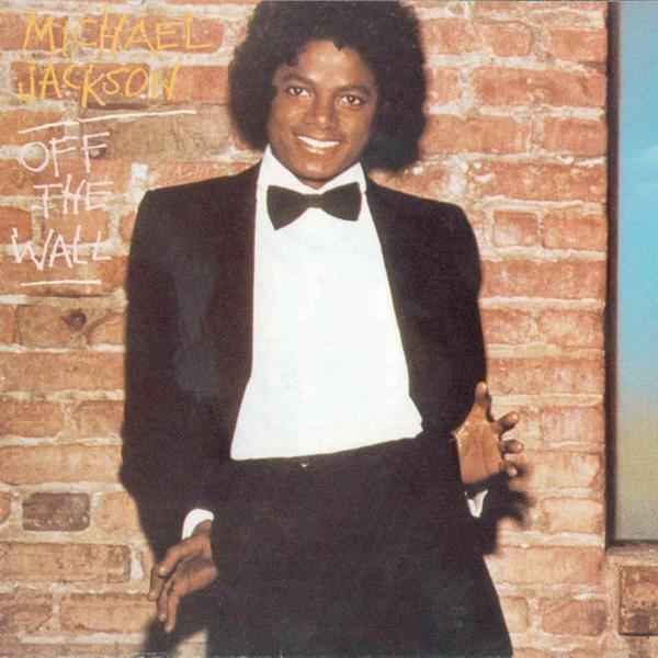Обложка первого самостоятельного альбома Майкла Джексона