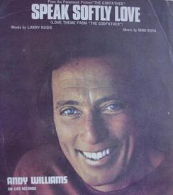 Энди Уильямс (Andy Williams) родился 3 декабря 1927 года.
