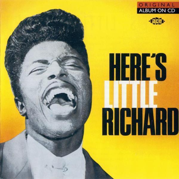 Обложка первого альбома Литтл Ричарда