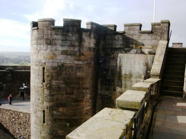 Замок Стёрлинг.