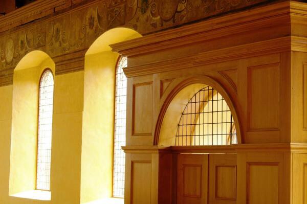 Часовня в Стёрлингском замке