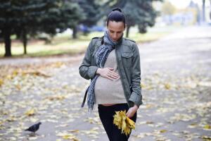 Как совершать прогулки во время беременности?