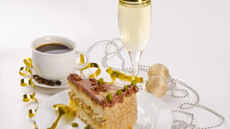Что приготовить к новогоднему столу? Десерты