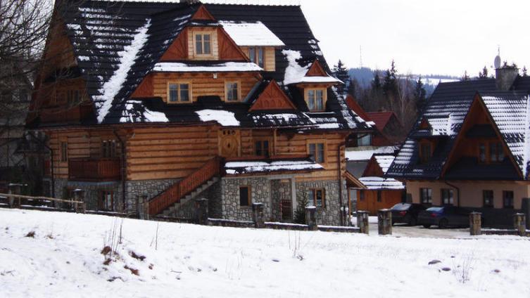 Типичный Guest House для туристов