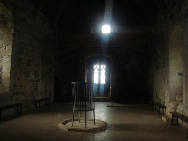 Зал в Господской башне