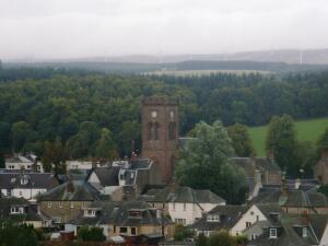 Что посмотреть в Шотландии? Дун