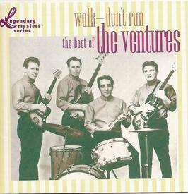 VENTURES одними из первых использовали в поп-музыке гитару с фуззом, 12-струнку и приём обратной записи (за три года да БИТЛЗ)