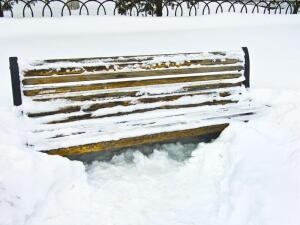 Куда убирают снег?