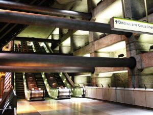 Как работает метро в Лондоне? Туристу на заметку