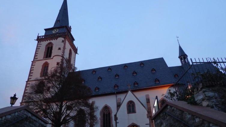 Церковь святой Урсулы. Достопримечательность Оберурзеля