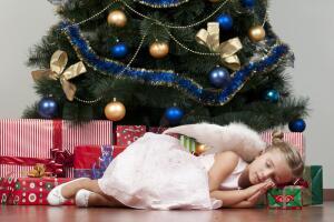 Кто дарит подарки на Новый год?