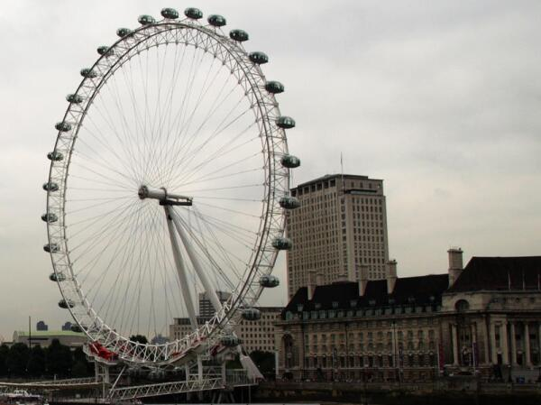 Колесо обозрения London Aye