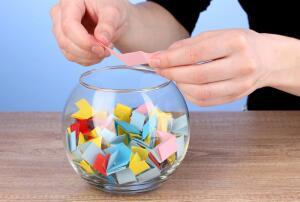 Как устроить беспроигрышную лотерею?