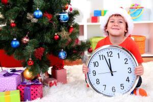 Что дарят детям на Новый год?