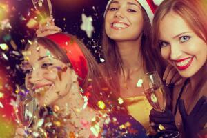 Как выбрать праздничный образ на Новый год?