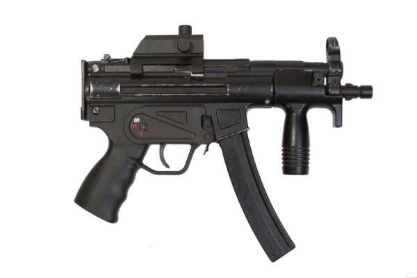 Пистолет-пулемет «MP5K»