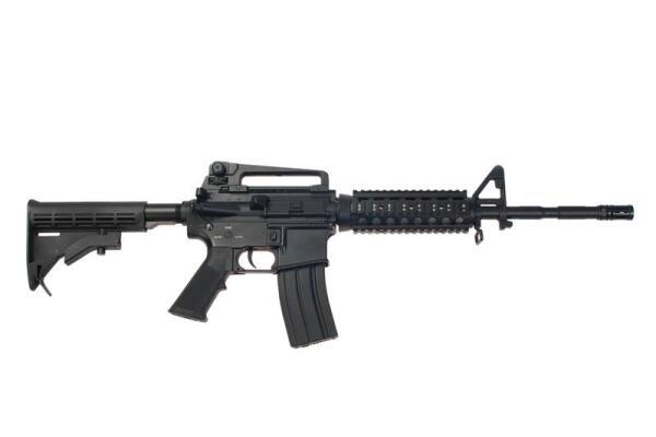 Автоматическая винтовка «SRC M4 CQB Ver 3»