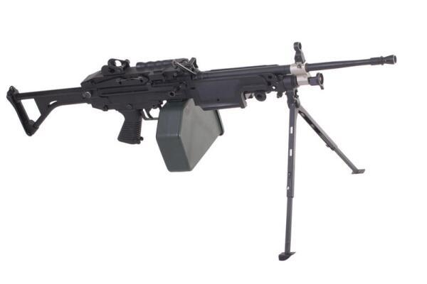 Пулемет «М249 МК1»