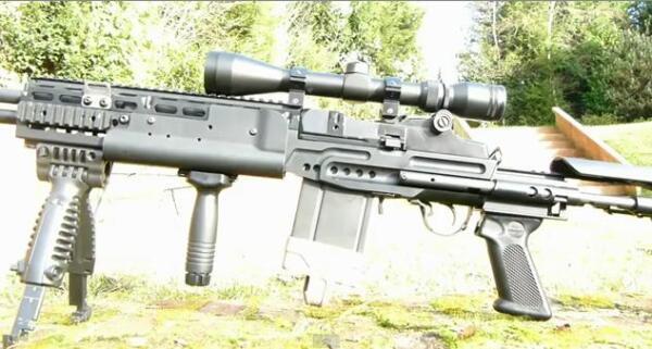 Снайперская винтовка «G&G GR-14»