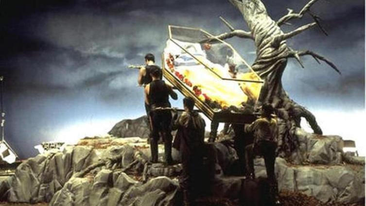 Кадр из клипа «Sonne».