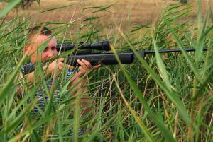 Hatsan 125. Почему эту пневматическую винтовку называют «ведродыр» и «весло»?