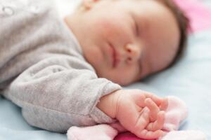 Как уложить спать малыша?
