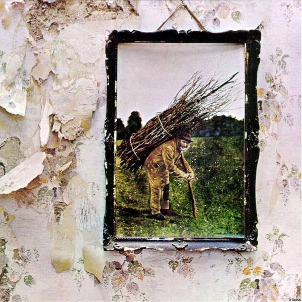 Обложка безымянного альбома 1971 г.