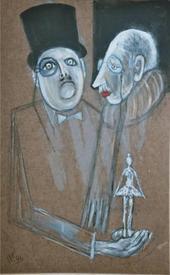 Дягилев и Стравинский. 1989