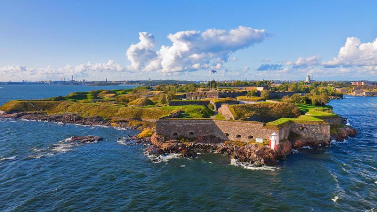 Что посмотреть в Хельсинки? Крепость Свеаборг