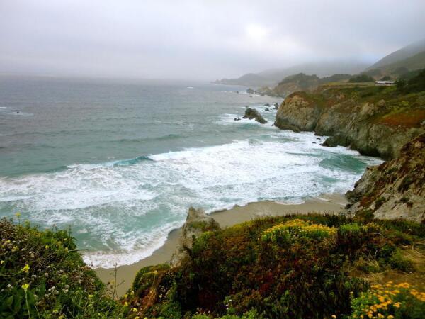 Западное побережье, штат Калифорния