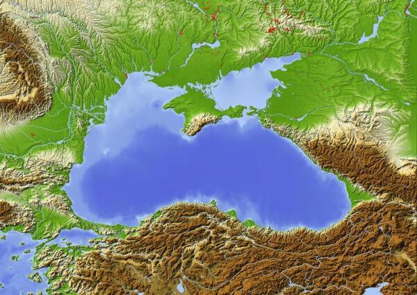 Где находился Неаполь Скифский?