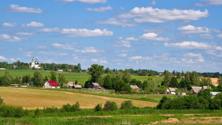 Жизнь в современном селе – плюс или минус?