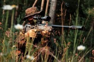 L115. Почему эту снайперскую винтовку называют «молчаливый убийца»?